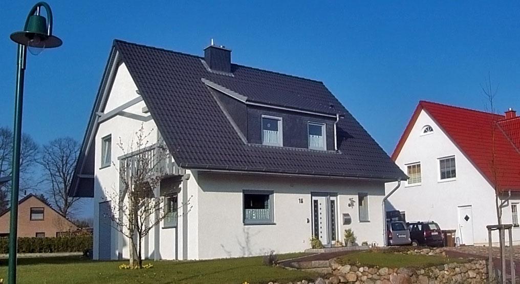 neubau eines einfamilienhaus mit keller in roseburg bauunternehmen vahsholz. Black Bedroom Furniture Sets. Home Design Ideas