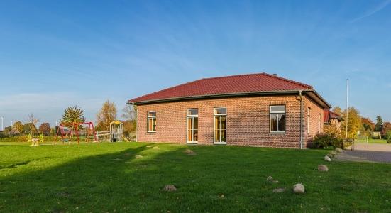 Feuerwehr- und Gemeinschaftshaus