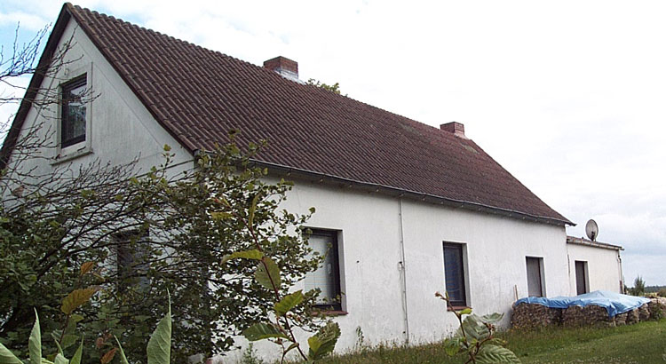 Sanierung Wohnhaus (Vorher)