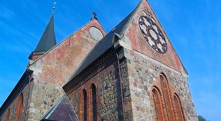 Kirche Breitenfelde