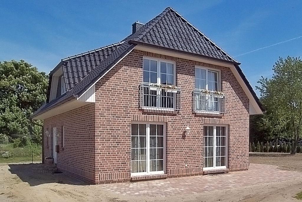 Neubau Einfamilienhaus in Alt-Mölln