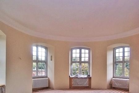 Sanierung Herrenhaus in Borstel
